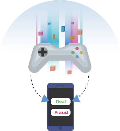 gaming application ad fraud detection