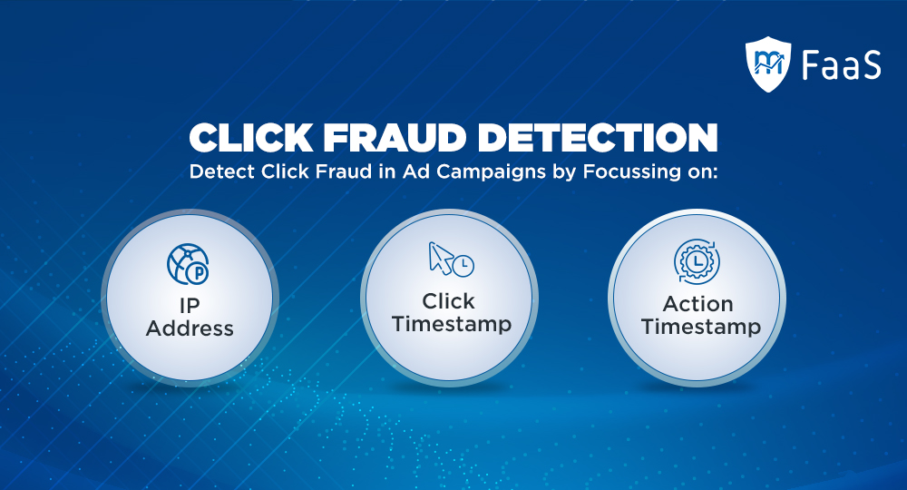 Click Fraud Detection: IP Address, Click Timestamp, Action Timestamp